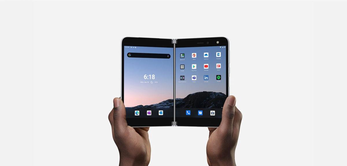 Microsoft Dual Screen