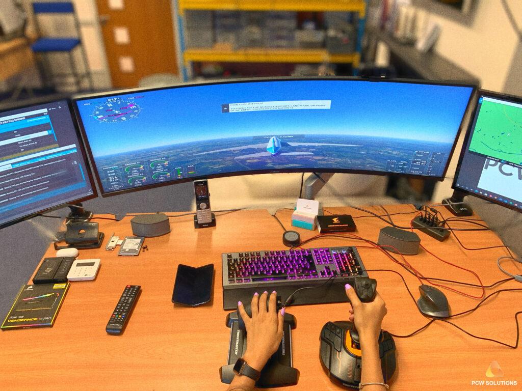PCW Solutions Setup